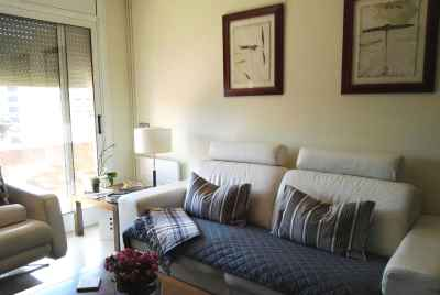 Spacious apartment in Barcelona close to the centre of the city